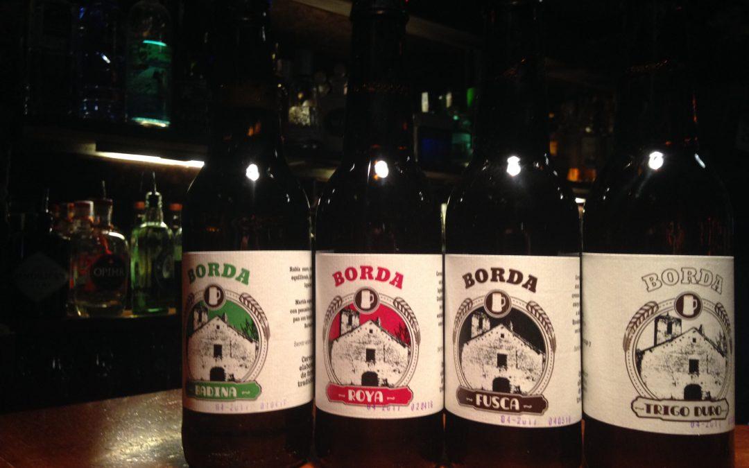 Cerveza Artesana Borda