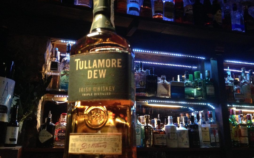 Tullamore Dew – Irish Whiskey