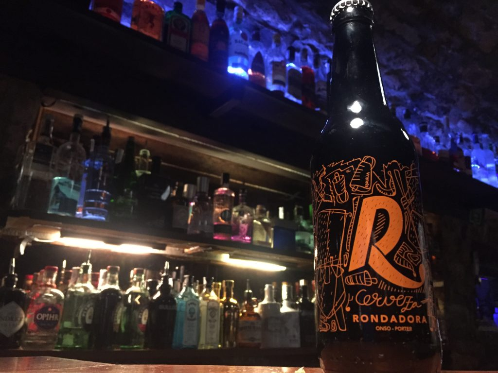 Onso Cerveza Porter Rondadora