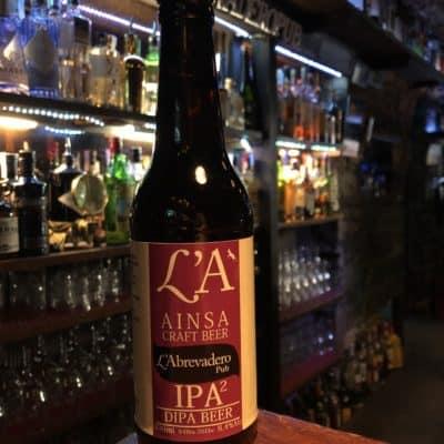 L'A Beer Ainsa
