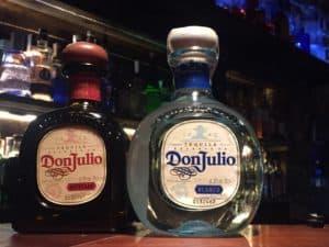 Tequila Don Julio: Blanco y Reposado