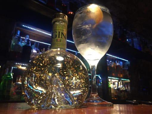 Studer Gin, La Ginebra con Oro