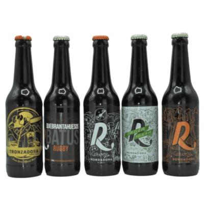 Cerveza Rondadora tronzadora onso ipa quebrantahuesos