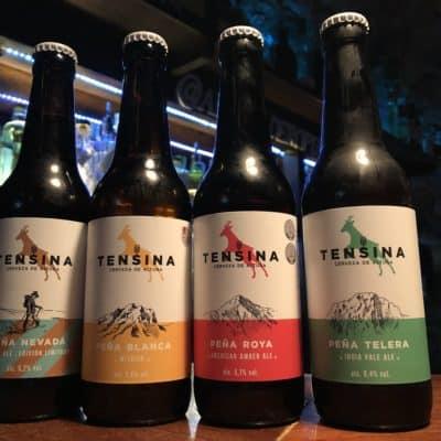 Cerveza Tensina