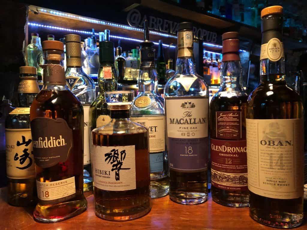 whisky whiskey bourbon malt