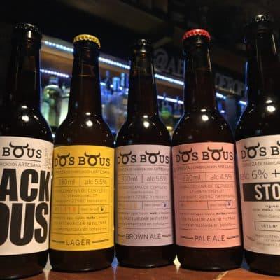 Cerveza Dos Bous