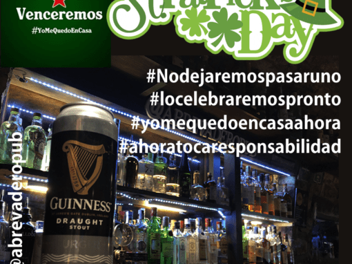 St. Patick's Day 2020 Ainsa ... Lo celebraremos!!!