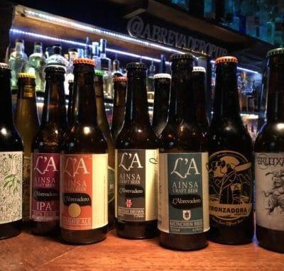 Hoja de Cata de nuestras cervezas L'A Beer