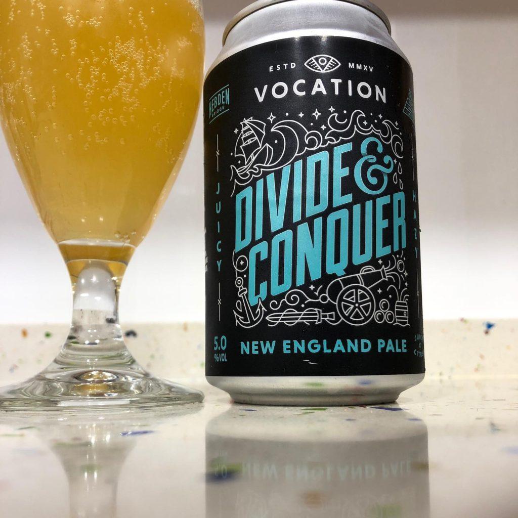 Vocation brewery Divine Conquer