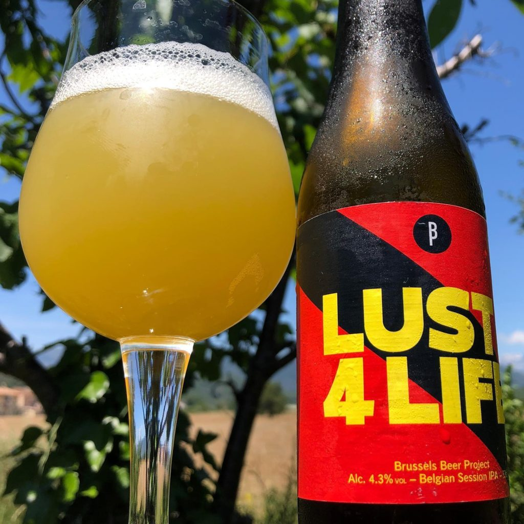Just4life de Brussels Beer Project
