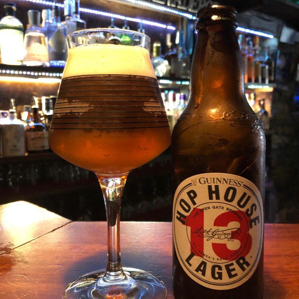 13 Hop House Guinness