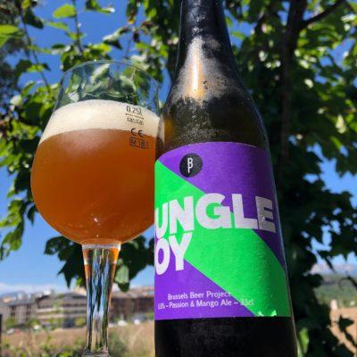 Jungle Joy de Brussels Beer Project