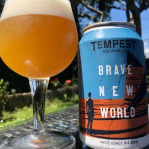 Brave New World de Tempest Brewing Co