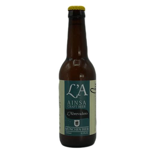 Cerveza LA Beer Ainsa British Summer Ale