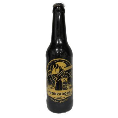 Cerveza Rondadora,tronzadora,cerveza tronzadora