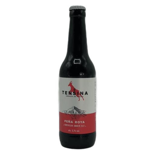 Cerveza Tensina Peña Roya Red Ale