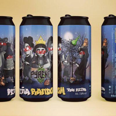 Cerveza Pyrene Peña Random (Pack 12)