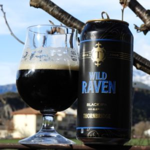 Wildraven de Thornbridge Black IPA