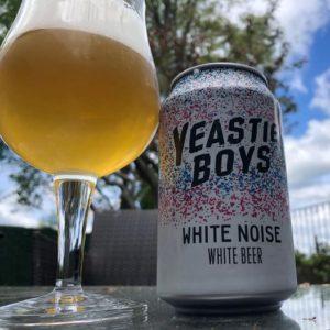 Yeastie Boys Beer