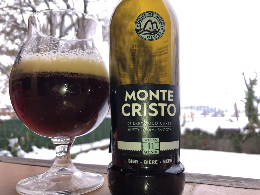 Monte Cristo Strong Ale de Brouwerij Bosteels
