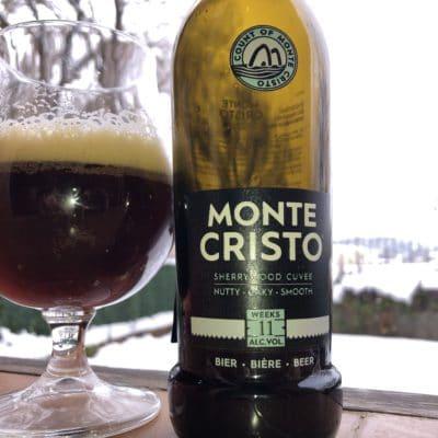 Monte Cristo Strong Ale de Brouwerij Bosteels